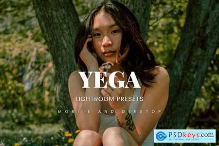 Yega Lightroom Presets Dekstop and Mobile