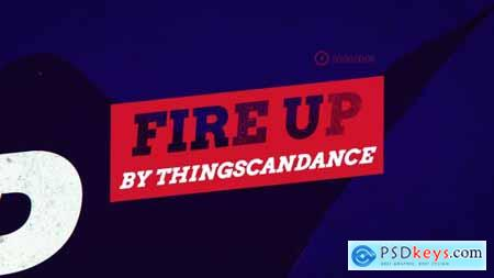 Fire Up Promo 20015991