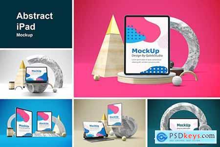 Abstract iPad M85UBZQ
