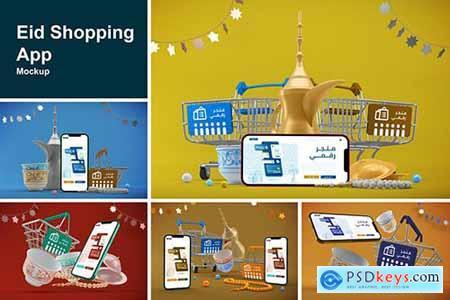 Eid Shopping App JZK5PPD