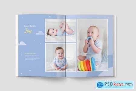 Photo Book Template