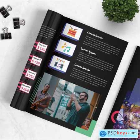 Portfolio Brochure - Pesta 1