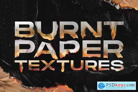 Torn and burned paper textures 6129557