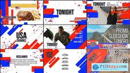 USA TV Broadcast Essentials 32784192