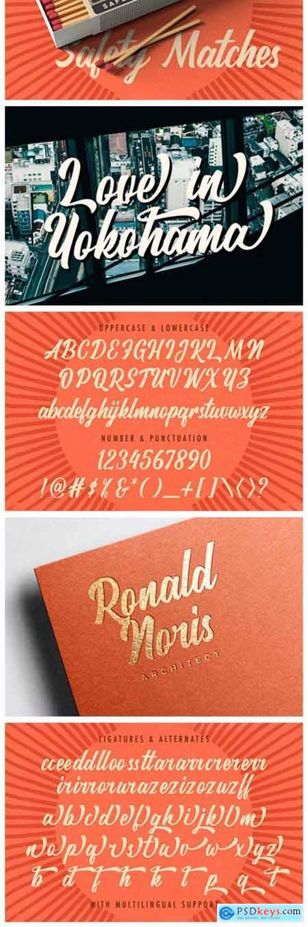 Rategin Font
