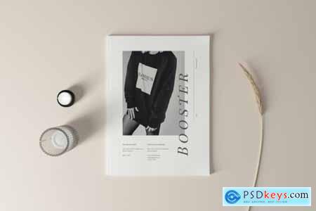 Magazine Photoshop Mockups