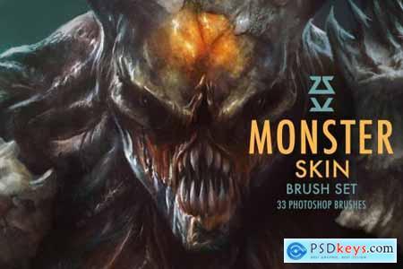 Monster Skin Brush Set 6133164
