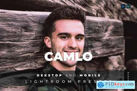Camlo Desktop and Mobile Lightroom Preset