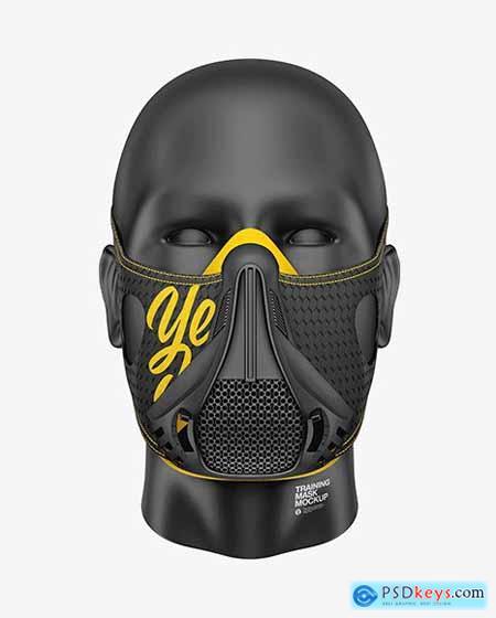 Training Mask Mockup 85974