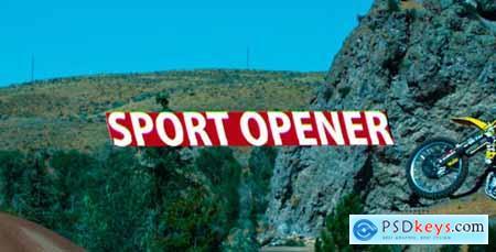 Agressive Sport Opener 20581280