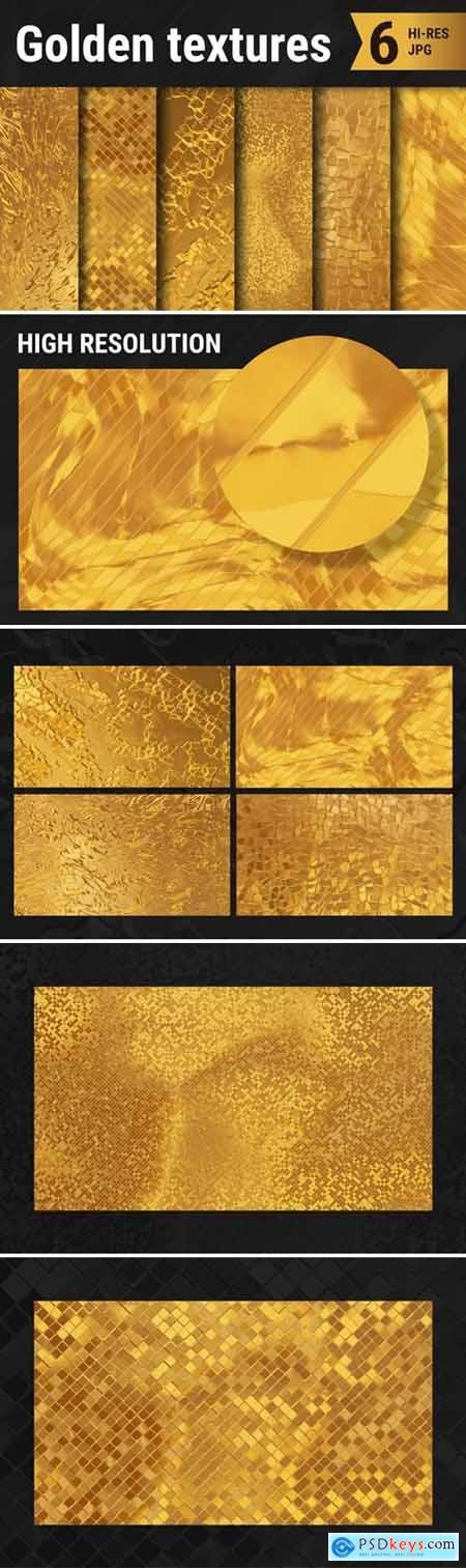 Golden Textures - Collection