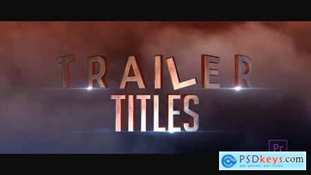 3D Trailer Titles 31696641