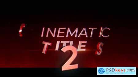 Cinematic Titles 2 32234225