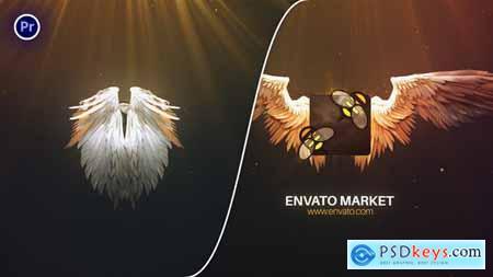 Angel Wings Logo 33131998