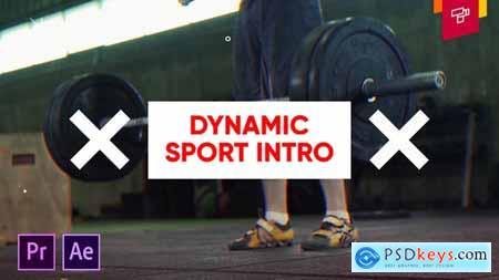 Dynamic Sport Intro 33153393