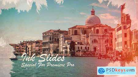 Ink Slides Premiere Pro 33166600