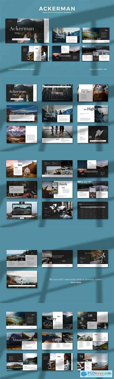 HQ - Ackerman Presentation Template