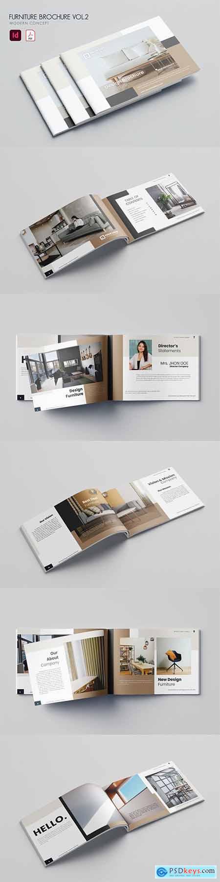 Furniture Brochure Vol.2 PCZ2MS9