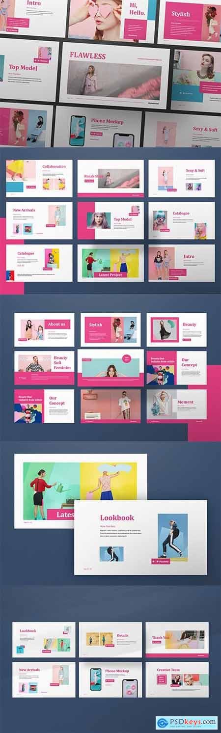 Flawless Creative - Powerpoint, Keynote and Google Slides Template