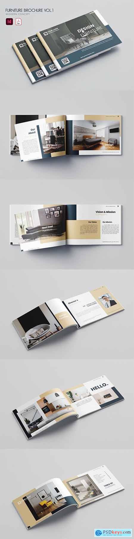 Furniture Brochure Vol.1 NXNRYMN