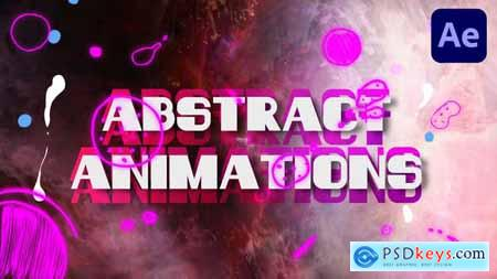 Abstract Animations Pack 01 - After Effects 33220769