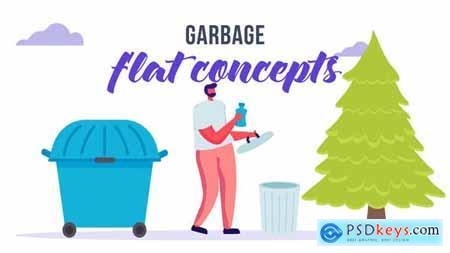 Garbage - Flat Concept 33189215