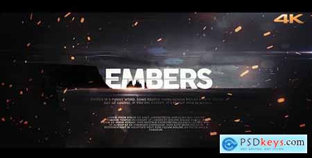 Embers - Cinematic Trailer 20159289