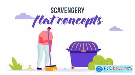 Scavengery - Flat Concept 33189224