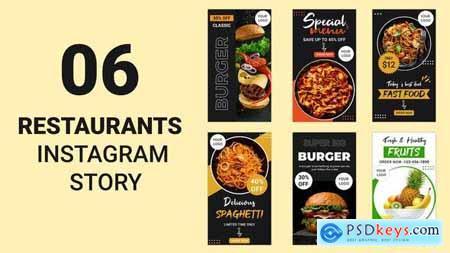 Restaurant Instagram Stories 33210568