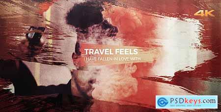 Travel Feels - Brush Slideshow 20482347