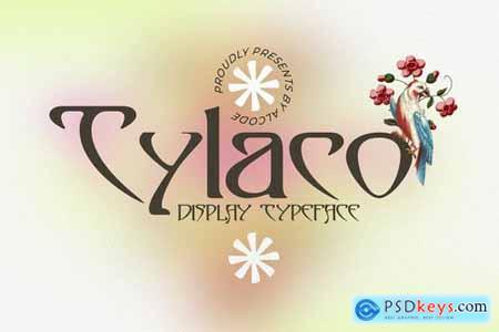 Tylaco Font 6179878