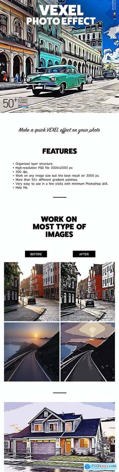 Vexel Photo Effect 31523476