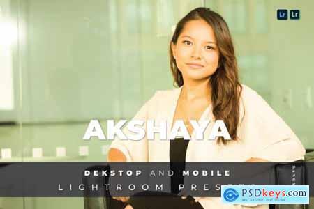 Akshaya Desktop and Mobile Lightroom Preset