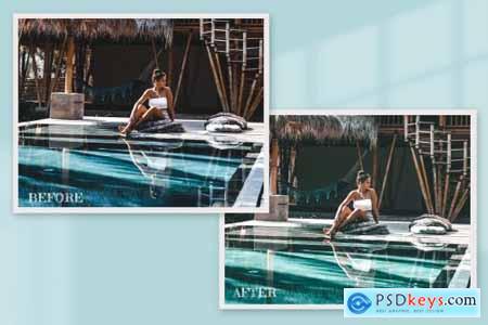 Paradise Lightroom Preset Photoshop 6333398