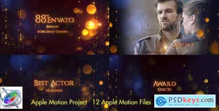 Award Show Apple Motion 18240567