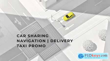 Car Sharing Navigation Delivery Taxi DR 33124018