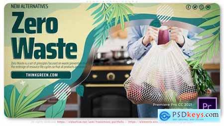 Zero Waste Promo 33212325