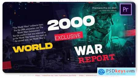 War Timeline 33212020