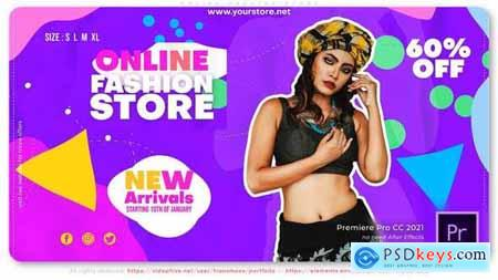 Online Fashion Store 33211906