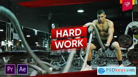 Gym & Workout Intro 33184180