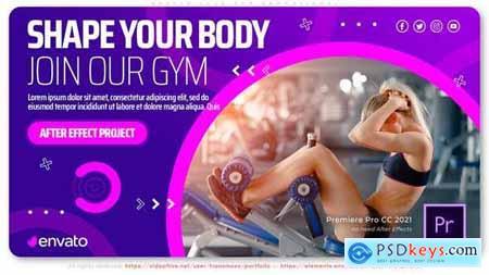 Health Club Gym Promotional 33212304