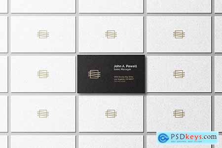 Business Card Mockup 8B4CB5J