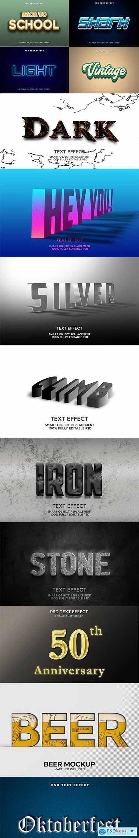 Text Effect vol.12