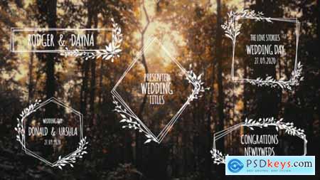 Wedding Titles 33221968