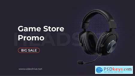 Sale Product Promo - Game Store B100 33228070