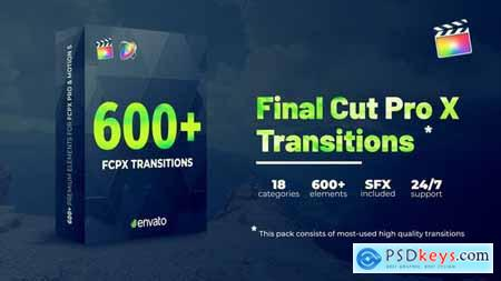 Transitions FCPX 33170563