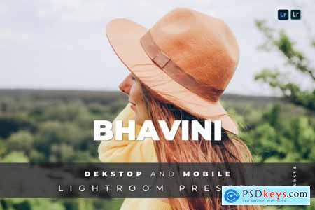 Bhavini Desktop and Mobile Lightroom Preset