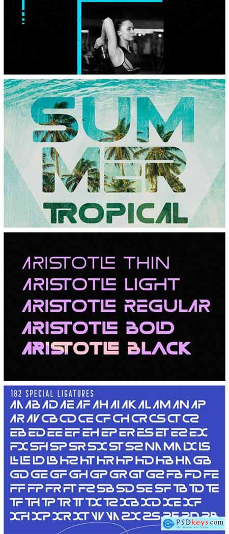 Aristotle Font