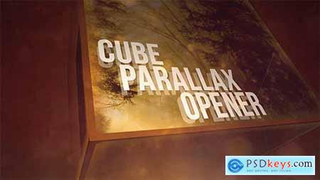 Cube Parallax Opener 17137279