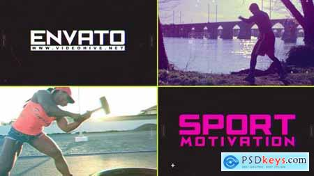 Sport Motivation Opener 19135084